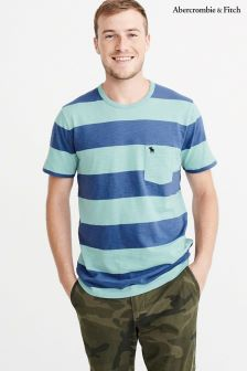 Abercrombie & Fitch Stripe Tee