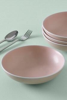 Hutton Set of 4 Pasta Bowls