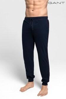 GANT Blue Jersey Pyjama Pants