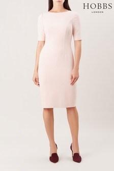 Hobbs Pink Annabeth Dress