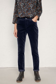 Seasalt Blue Midnight Lamledra Trousers