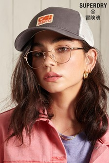 Superdry Embroidery Trucker Cap