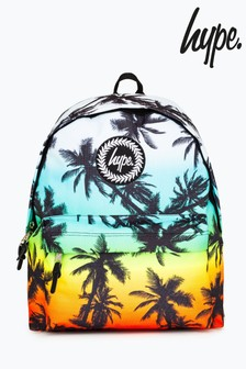 Hype. Multi Palm Tree Fade Backpack