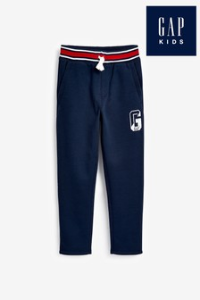 Gap Navy Slim Joggers
