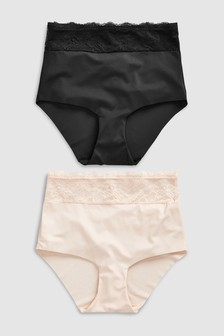 Shaping Shorts Two Pack