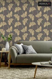 Ginkgo Leaf Wallpaper by Arthouse
