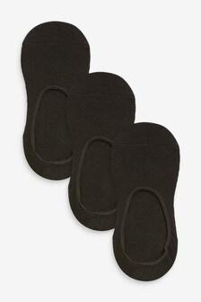 Mesh Footsies Three Pack