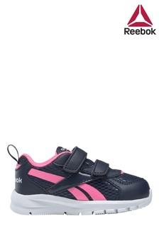 Reebok Navy/Pink Trainers