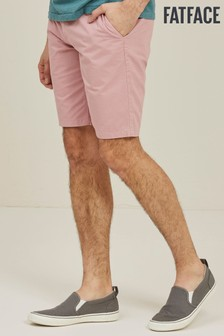 FatFace Pink Whitby Lightweight Chino Shorts