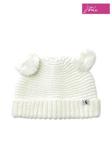 Joules Pom Pom Knitted Hat