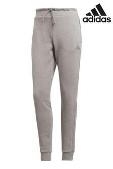 Серые спортивные брюки adidas ID