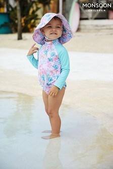 Monsoon Baby Dinah Sunsafe Swimsuit