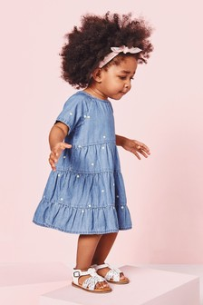 Tiered Dress (3mths-7yrs)