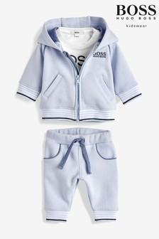 BOSS Jersey Suit