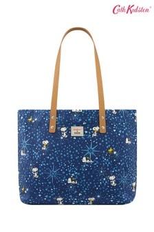 Grand sac fourre-tout Cath Kidston® Brampton Snoopy Midnight Stars