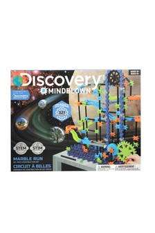 Discovery #Mindblown Marble Run 321pc