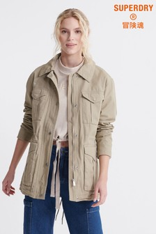 Superdry Sand Rookie Jacket