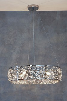 Ritz 4 Light Pendant
