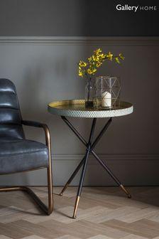 Epsom Tripod Table by Hudson Living