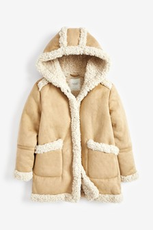 Shearling Jacket (3-16yrs)