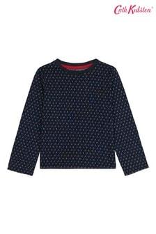 Cath Kidston® White Twilight Micro Ditsy T-Shirt
