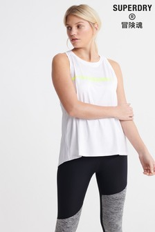 Superdry Training Gym Vest Top
