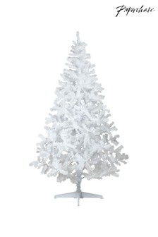 Paperchase 7ft White Christmas Tree