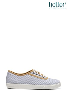 Hotter Mabel Lace-Up Deck Shoes