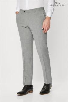 Signature Travel Suit: Trousers