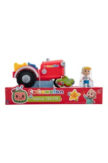 Cocomelon Feature Vehicle Tractor