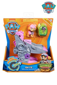 Paw Patrol Dino Rescue DLX Vehicles Skye