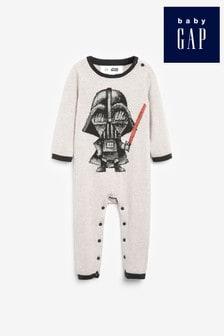 Gap Baby Star Wars™ Darth Vader Sleepsuit