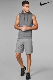 """Nike Gym Black 9"""" DriFit Short"""