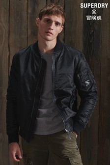 Superdry Nylon Flight Bomber Jacket