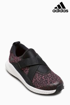 adidas Black/Purple Fortarun