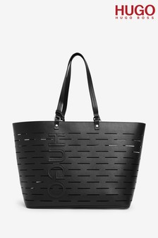 HUGO Black Chelsea Shopper Bag