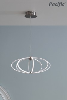 Cosmo White LED Pendant by Pacific Lifestyle