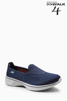 Skechers® Navy Go Walk4 Pursuit
