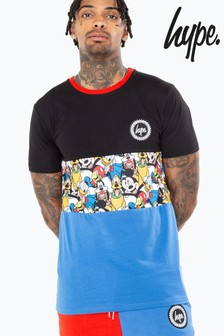 Hype. Disney™ Squad Panel Men's T-Shirt