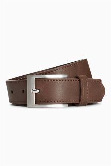 Stitched Edge Belt