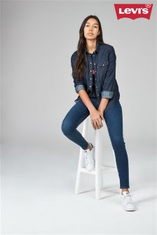 Levi's® Rinse High Rise Skinny Jean