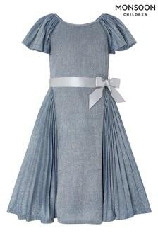 Monsoon Blue Mercury Dress