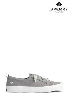 Sperry Grey Crest Vibe Linin Shoes