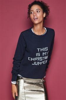 Джемпер Christmas Jumper