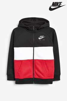 Nike Little Kids Air Full Zip Hoody