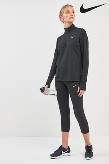 Nike Power Racer Running Crop