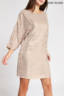 River Island Sabrina Sack Dress