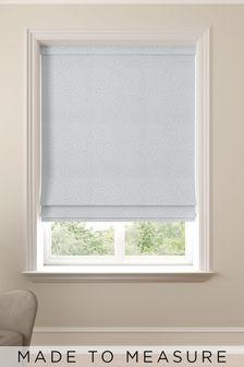 Inspira Silver Made To Measure Roman Blind