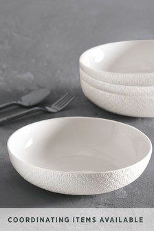 Sadie Set of 4 Pasta Bowls