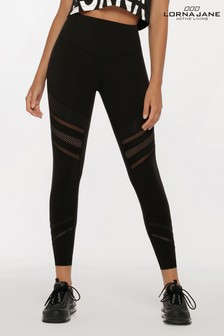 Lorna Jane Vixen Contour Full Length Leggings